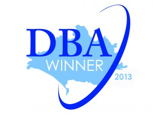 DBAlogo_WINNERblue 2013