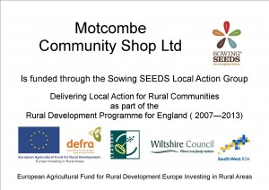 Sowing Seeds Local Action Group